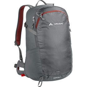 VAUDE Wizard 24+4 Backpack pebbles